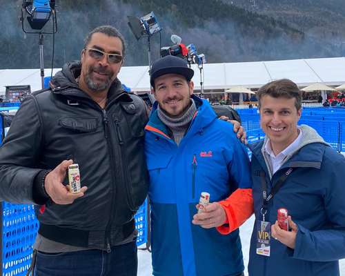 Skiweltcup Garmisch Berlina Shots Felix Neureuther